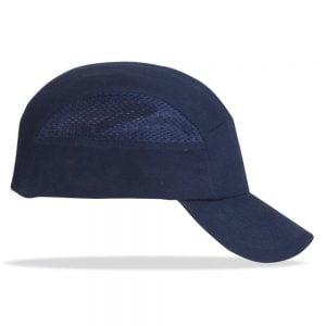 Casquette Bumper Pro - HV Bleu Coté