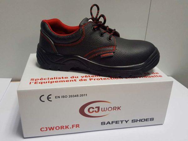 Chaussure Basse Cuir S1P - CJ187