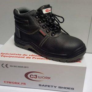 Chaussure Haute Cuir S3 - CJ387