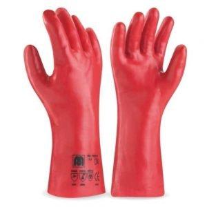 Gants PVC Anti-Chimique