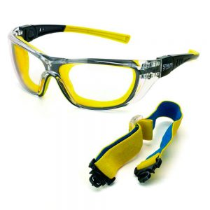 Lunette de Protection Dual