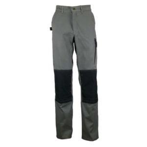 Pantalon Multipoches Coton Poly Oilce Noir