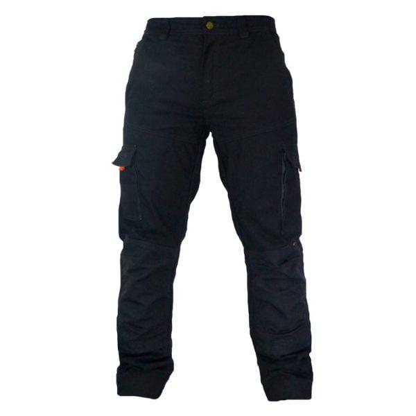Pantalon Premium Coupe Ajustée Noir
